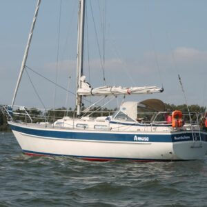 Hallberg Rassy 312 for sale YachtFull Strijensas