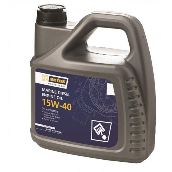 Vetus-diesel-olie